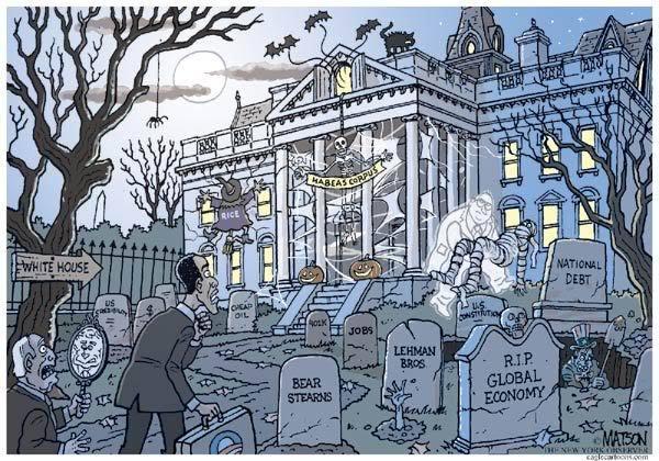 Politico: Happy Halloween!