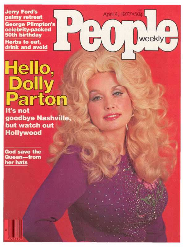 Dolly Parton People Cover