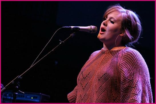 Music Box: Adele