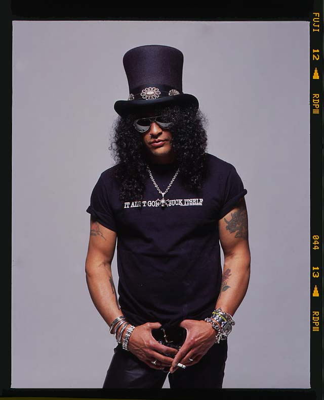 Slash - Gallery Photo Colection