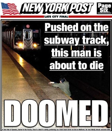 NY Post: DOOMED