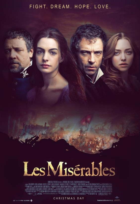 Reel Life: Les Miserables