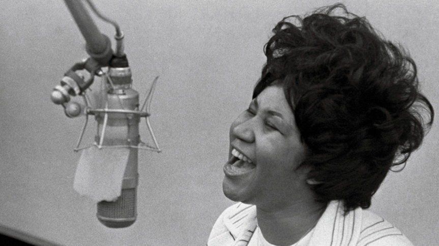Music Box: Happy Birthday Aretha Franklin