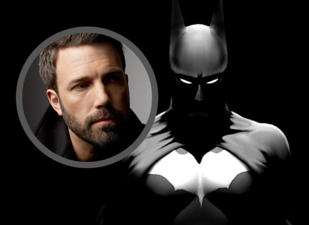 Reel Life: Ben Affleck as Batman   Get Over It