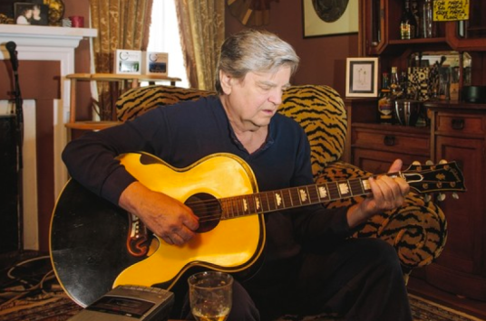 Phil Everly (Photo courtesy the WSJ)