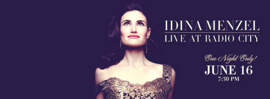 Music Box: Idina Menzel Live At Radio City Music Hall