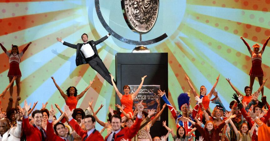 "Broadway Baby: The 2013 Tony Awards Opening Number -""Bigger"" is Best"