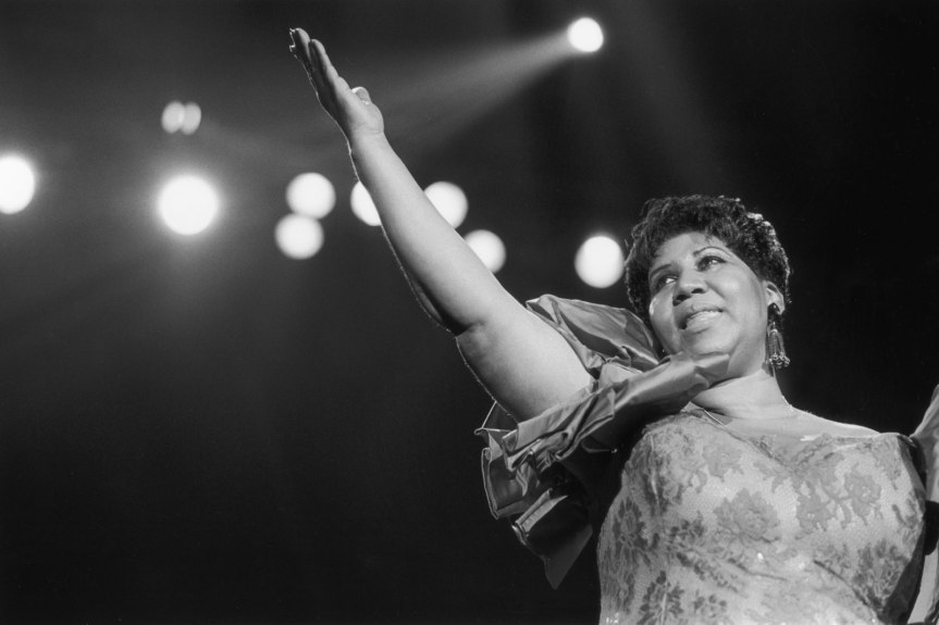 Legacy: The Queen Is Dead. Long Live The Queen, Aretha!