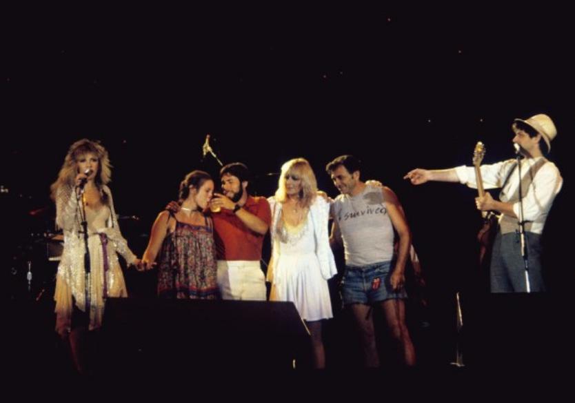 Music Box: Fleetwood Mac The Chain, US Festival1982