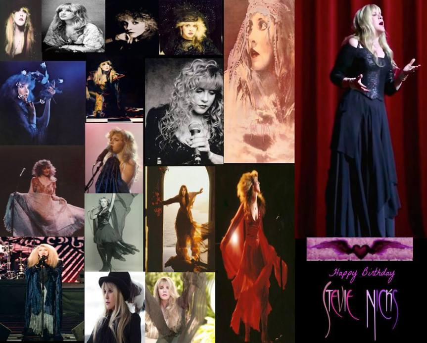 Music Box: Happy Birthday, Stevie Nicks & The Wild Heart